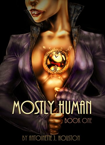 Mostly Human #SpaceOpera trilogy