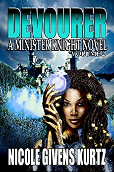 Devourer: A Minister Knight Novel (The Minister Knights Series Book 2)