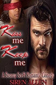 Kiss Me, Keep Me: BWWM Sci-Fi Romance (Mechanical Men Series Book 2)