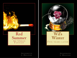 Red Summer – An #UrbanFantasy Series