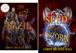 The Rise of Nazil (2 Book Series)