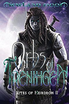 Orbs of Trenihgea : Science Fantasy Romance (Rites of Heirdron Book 2)