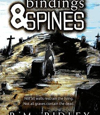 Bindings & Spines (White Dragon Black)