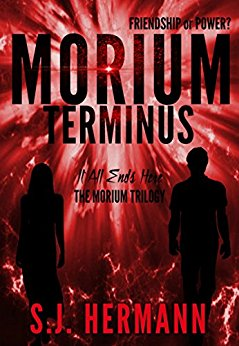 Morium: Terminus (Book Three of the Morium Trilogy)