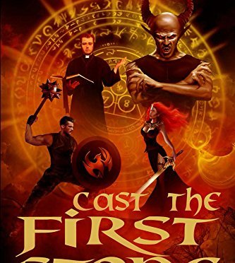 Cast the First Stone (The Road to Redemption Saga Book 1)