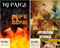 OPERATION SAFE ZONE (2 Book Series)